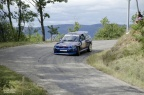 Ford Escort Cosworth - Jose Galia & Dominique Mignot