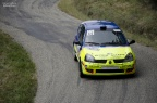 Renault Clio Williams - Benjamin Changarnier & Cindy Crouzet