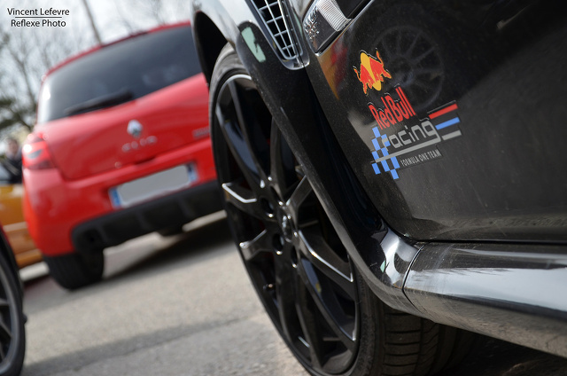 Renault Clio III RS Redbull